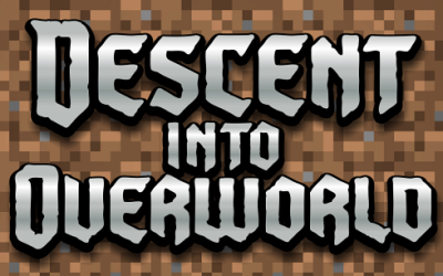 I catch my breath and publish Descent into Overworld on Amazon