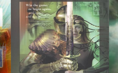 Five Books to Get Your Gamer Reading